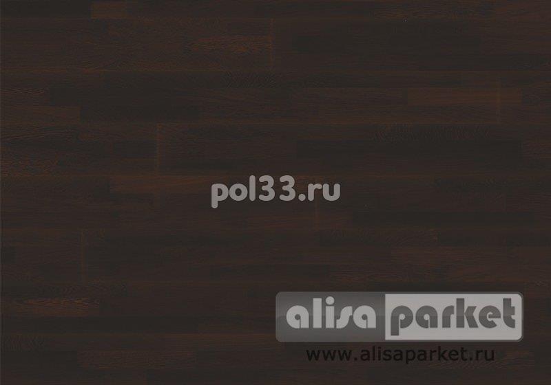 Паркетная доска Karelia коллекция Collection Midnight Венге натур трехполосный купить в Калуге по низкой цене