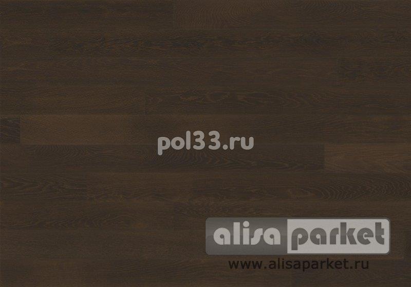 Паркетная доска Karelia коллекция Collection Midnight Дуб dark chocolate однополосный 138 мм купить в Калуге по низкой цене
