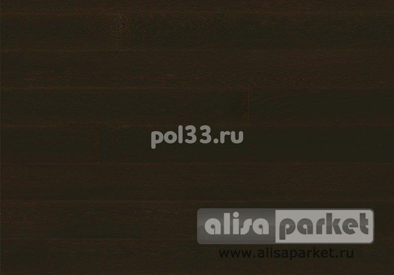 Паркетная доска Karelia коллекция Collection Midnight Дуб dark chocolate однополосный 188 мм купить в Калуге по низкой цене