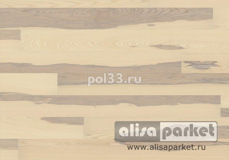 Паркетная доска Karelia коллекция Collection Polar Ясень кантри arctic однополосный 188 мм купить в Калуге по низкой цене