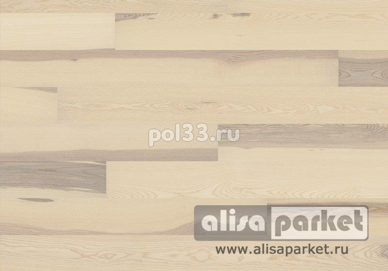 Паркетная доска Karelia коллекция Collection Polar Ясень кантри vanilla matt однополосный 188 мм купить в Калуге по низкой цене