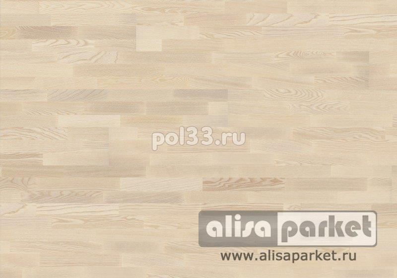 Паркетная доска Karelia коллекция Collection Polar Ясень натур arctic трехполосный купить в Калуге по низкой цене