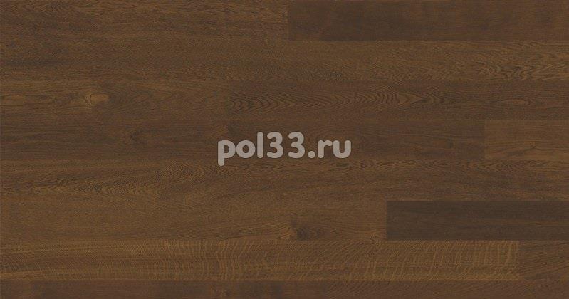 Паркетная доска Karelia коллекция Collection Spice Дуб black pepper однополосный 138 мм купить в Калуге по низкой цене