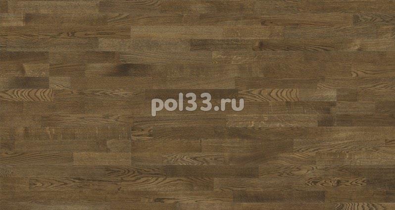 Паркетная доска Karelia коллекция Collection Spice Дуб stonewashed charcoal трехполосный купить в Калуге по низкой цене