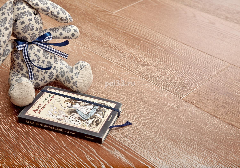 Паркетная доска Goodwin  Дуб брашированный Роха купить в Калуге по низкой цене