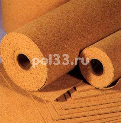 Подложка пробковая Amorim 2 мм купить в Калуге по низкой цене