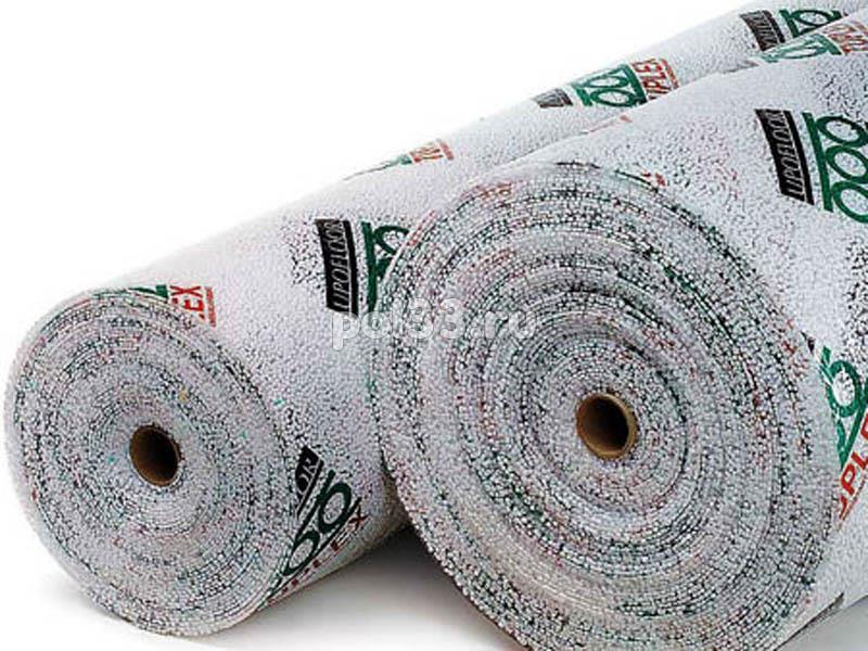 Подложка Tuplex, 3 мм купить в Калуге по низкой цене