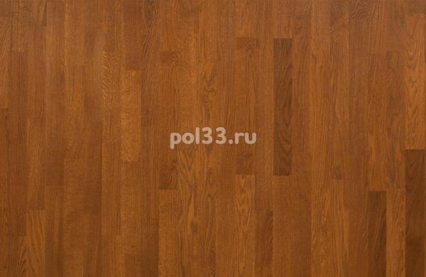 Паркетная доска Polarwood коллекция Classic 3-х полосная Дуб Кальвадос