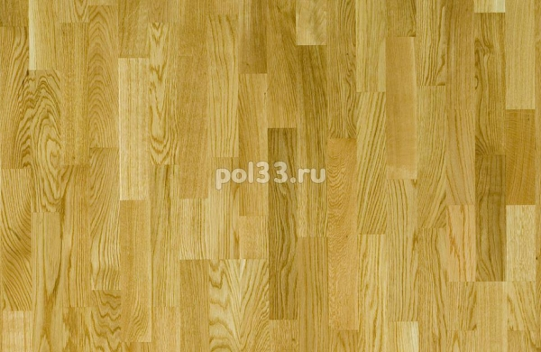 Паркетная доска Polarwood коллекция Classic 3-х полосная Дуб Тундра