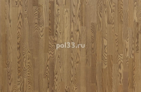 Паркетная доска Polarwood коллекция Classic 3-х полосная Ясень Марс