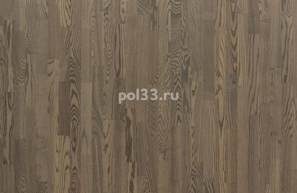 Паркетная доска Polarwood коллекция Classic 3-х полосная Ясень Сатурн