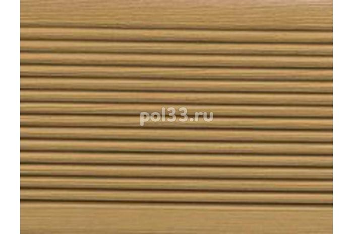 Террасная доска Terrapol коллекция ДПК Дуб Севилья палуба 50
