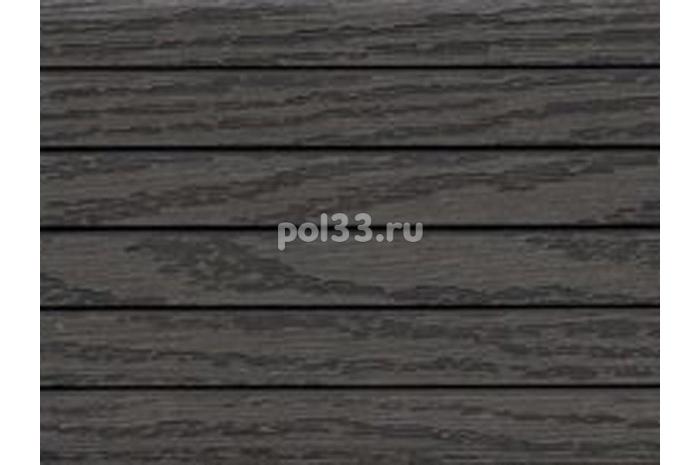 Террасная доска Terrapol коллекция ДПК Черное Дерево кантри 1901