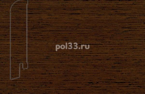 Плинтуса и пороги Pedross Шпонированный 80/18мм Венге