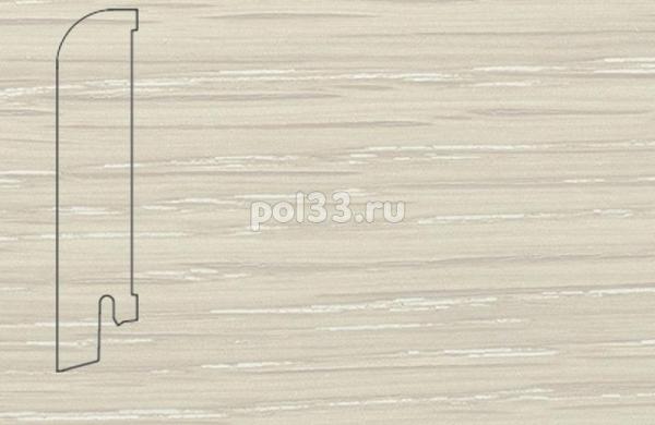 Плинтуса и пороги Pedross Шпонированный 80/18мм Дуб Арктика