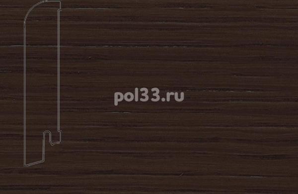 Плинтуса и пороги Pedross Шпонированный 80/18мм Дуб Кофе