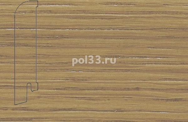 Плинтуса и пороги Pedross Шпонированный 80/18мм Дуб под маслом