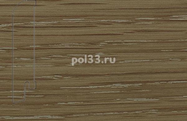 Плинтуса и пороги Pedross Шпонированный 80/18мм Дуб Чиспик