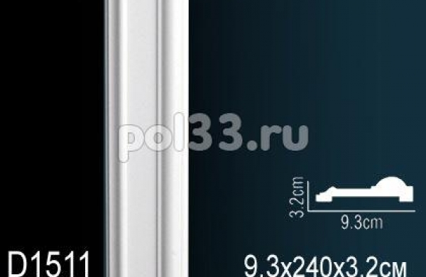 Обрамление дверного проёма Perfect D1511