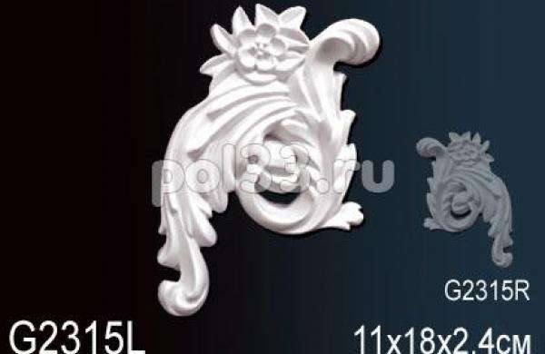 Фрагмент орнамента Perfect G2315L