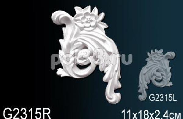 Фрагмент орнамента Perfect G2315R