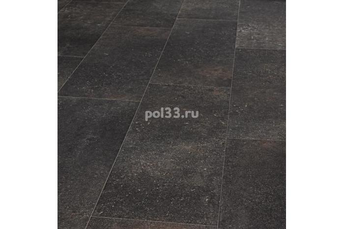 Ламинат Balterio коллекция Pure stone Плитка бельгийский синий камень антрацит 644 / PST DK644