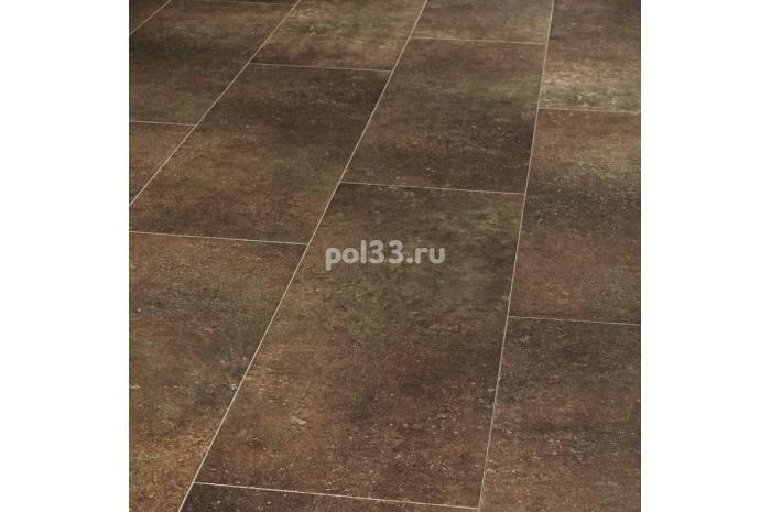 Ламинат Balterio коллекция Pure stone Плитка извесняк табак 642 / PST DK642