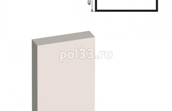 Пилястра Lepninaplast (Лепнинапласт) ПЛВ-150-2 2500 мм