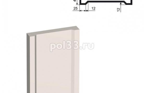 Пилястра Lepninaplast (Лепнинапласт) ПЛВ-250-4 2000 мм