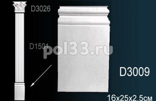 Лепной декор Perfect Пилястры D3009
