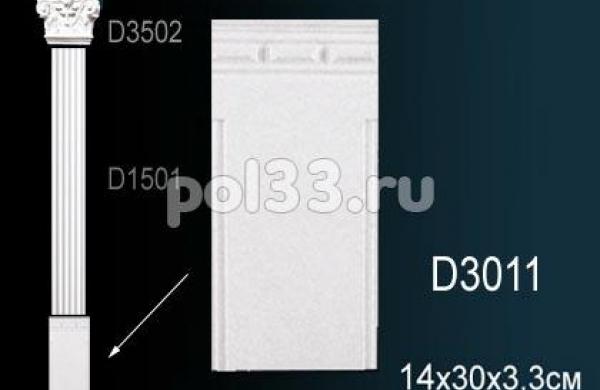 Лепной декор Perfect Пилястры D3011