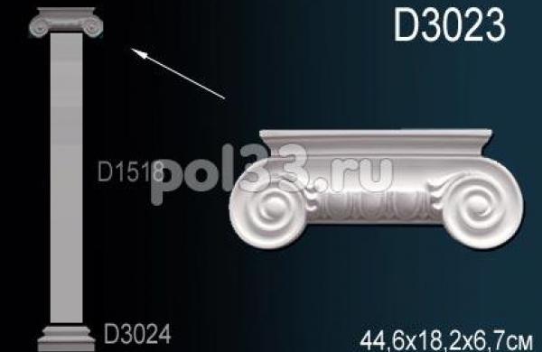 Лепной декор Perfect Пилястры D3023