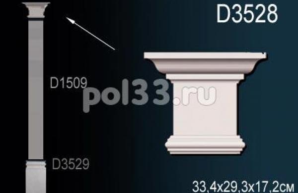 Лепной декор Perfect Пилястры D3528