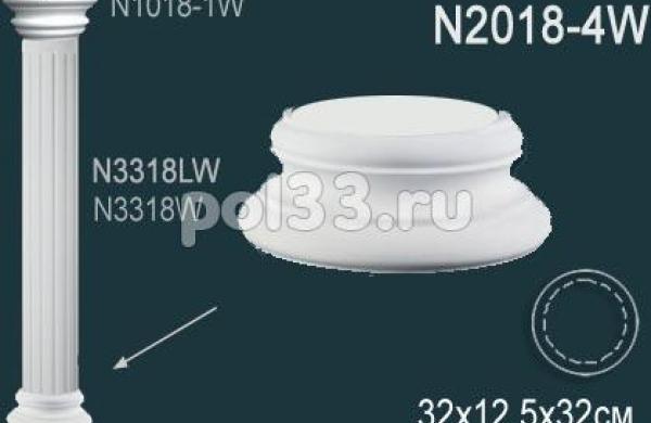 Лепной декор Perfect Колонна N2018-4W