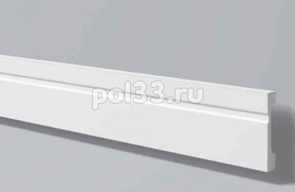 Плинтус из дюрополимера NMC Wallstyl FD11