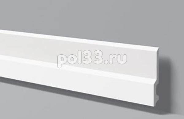 Плинтус из дюрополимера NMC Wallstyl FD22