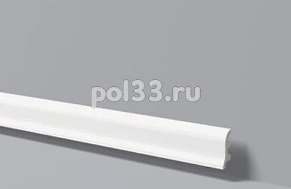 Плинтус из дюрополимера NMC Wallstyl FL3