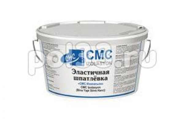 Эластичная шпатлёвка CMC Izolasyon 5