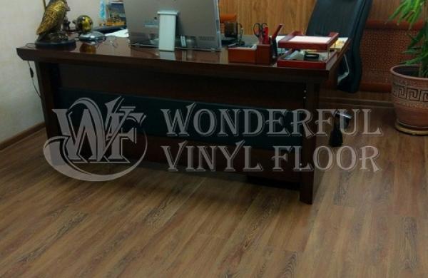 Виниловые полы Wonderful Vinyl Floor Natural Relief DE1605 Орех натуральный
