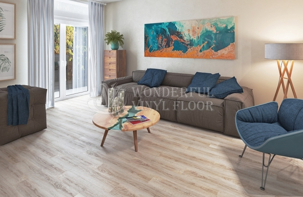 Виниловые полы Wonderful Vinyl Floor Natural Relief DE1715 Экрю