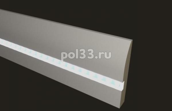 Плинтус напольный Evrowood PN 080LED (с подсветкой)