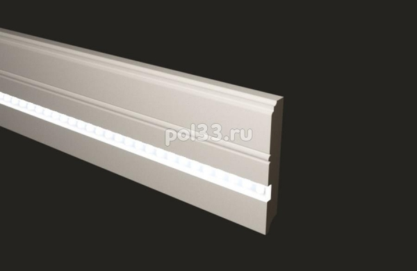 Плинтус напольный Evrowood PN 120LED (с подсветкой)