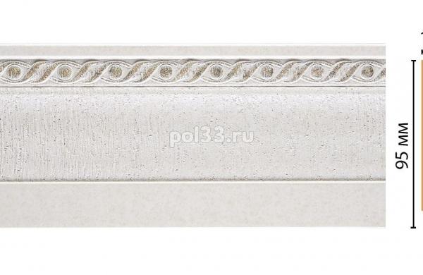 Плинтус из дюрополимера Decomaster 153-42