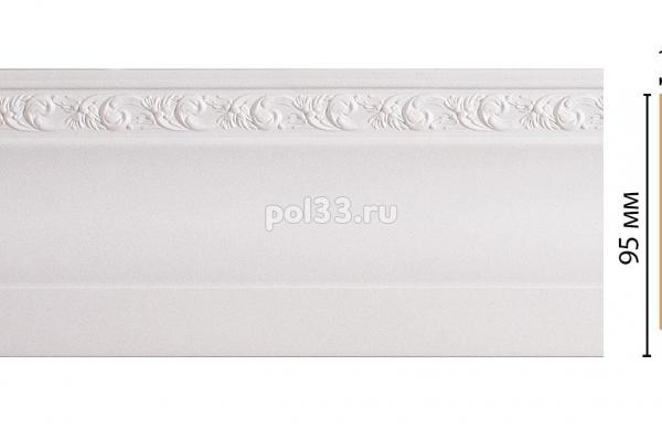 Плинтус из дюрополимера Decomaster 153-115