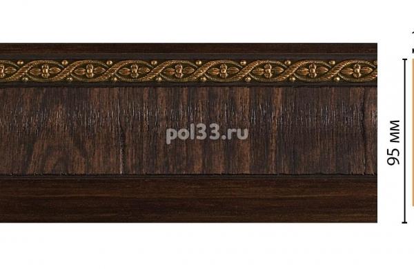 Плинтус из дюрополимера Decomaster 153-1