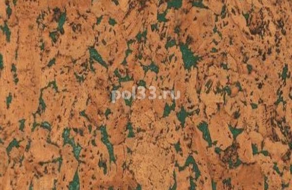 Пробковое покрытие Wicanders коллекция Dekwall collection Hawai Green RY 76 001 / RY76 001