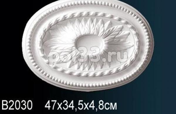 Лепной декор Perfect Розетка B2030