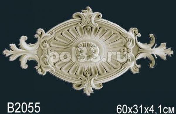 Лепной декор Perfect Розетка B2055
