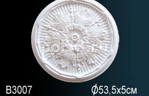 Лепной декор Perfect Розетка B3007