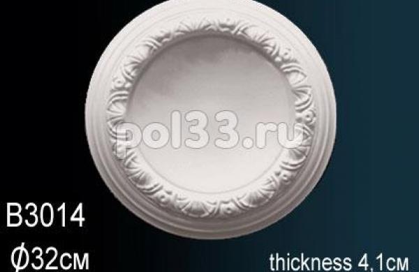 Лепной декор Perfect Розетка B3014